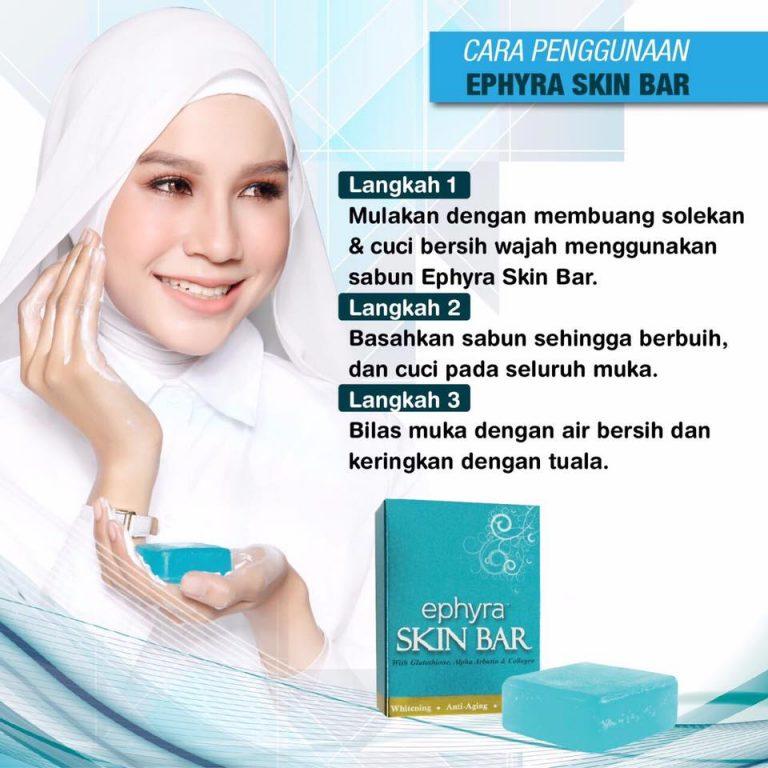 ephyra skincare cara guna 1